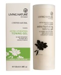 Living Nature Extra Hydrating Toning Gel - 100 ml