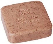 Savon du Midi Rose Argan Soap with Herbs - 100 g