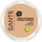 Sante Compact Make-up 01 Cool Ivory - 9g