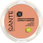 Sante Compact Make-up 02 Warm Meadow - 9g