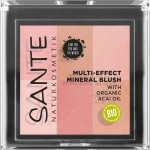 Sante Multieffect Mineral Blush 01 Coral - 8 g
