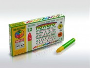 ÖkoNorm Wax Crayons - 12 Colors