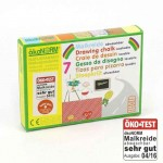 ÖkoNorm Drawing Chalk 7 Colors - 1 Pack