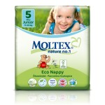 Moltex Eco Nappy Junior - 26 pcs.