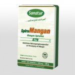 Sanatur SpiruMangan - 100 Tablets