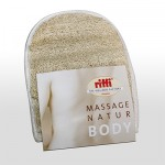 Riffi Massage Mit with Natural Fibers - 1 pcs.