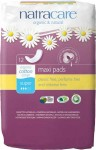 Natracare Organic 100% Cotton Pads Maxi (Super) - 12 pcs.