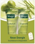 Kneipp Christmas Gift Set New Energy - 1 Set