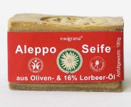 Finigrana Aleppo Soap Olive Oil & 16% Laurel Oil - 180 g
