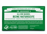 Dr. Bronner's Natural Almond Bar Soap 140 g