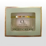 Hagina Q10 Intesive Florasomes Night Cream (sensitive-dry-mature) - 50 ml