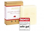 Argan d'Or Argan Oil Soap Mint and Lemongrass - 110 g