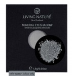 Living Nature Eye Shadow Pebble Dark Grey - 1 pcs