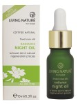Living Nature Radiance Night Oil - 10 ml
