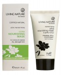 Living Nature Ultra Nourishing Mask - 50 ml