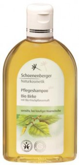 Schoenenberger Shampoo Plus Birch- 250 ml