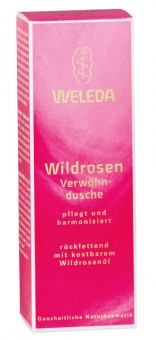 Weleda Wild Rose Creamy Body Wash - 200 ml