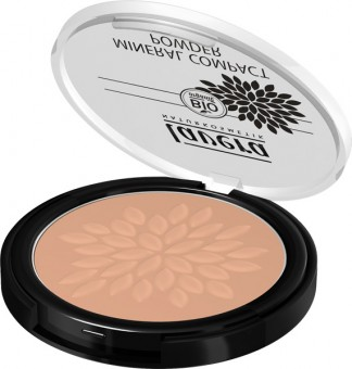 Lavera Trend Sensitive Mineral Compact Powder Almond 05 - 7 g