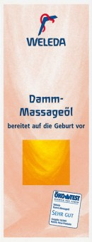 Weleda Damm Massage Oil (Pregnancy) - 50 ml