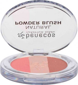 Benecos Natural Trio Blush Fall In Love 5.5 gr