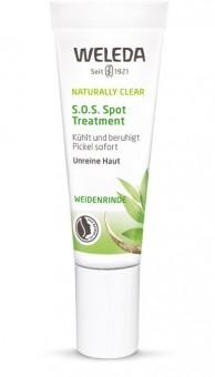Weleda Naturally Clear S.O.S. Spot Treatment - 10 ml