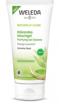 Weleda Naturally Clear Purifying Gel Cleanser - 100 ml