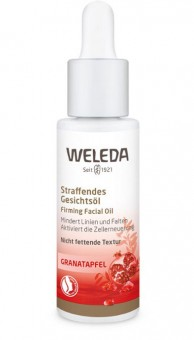 Weleda Pomegranate Firming Face Oil - 30 ml