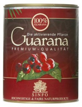 Sinfo Bio Guarana Powder - 100 g