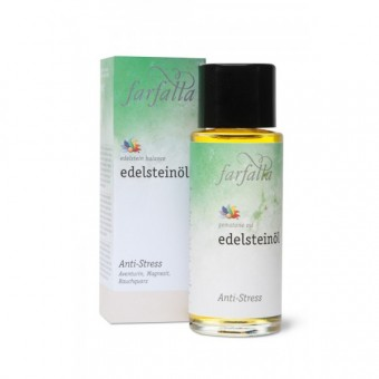 Farfalla Gemstone Oil Anti-Stress - 80 ml