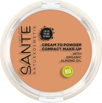 Sante Compact Make-up 03 Cool Beige - 9g