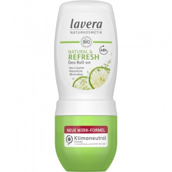 Lavera Deo Roll-on Natural & Refresh - 50 ml