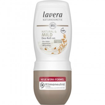 Lavera Deo Roll-on Natural & Mild - 50 ml