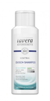 Lavera Neutral Hair- & Body Shampoo - 200 ml