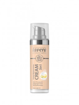 Lavera Tinted Moisturising Cream 3in1 Q10 - 30 ml