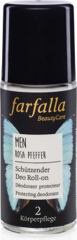 Farfalla Men Protecting Deo-Roll On - 50 ml