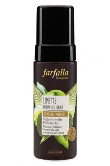 Farfalla Lime Styling Mousse - 150 ml