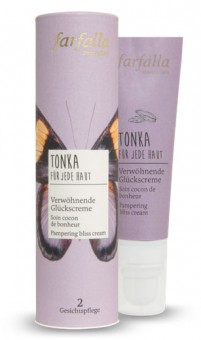 Farfalla Tonka Pampering Bliss Cream - 30 ml