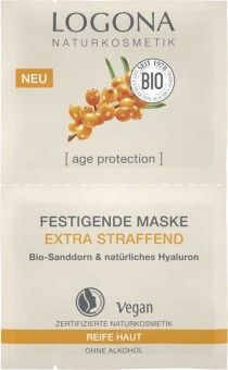 Logona Age Protection Firming Mask - 15 ml