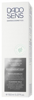 DADO SENS Regeneration E Soft Facial Cleanser (sensitive-mature) - 150 ml