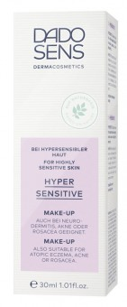DADO SENS Hypersensitive Makeup Almond - 30 ml