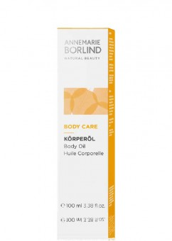 ANNEMARIE BÖRLIND BODY CARE Body Oil - 100 ml