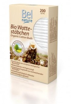 Bel Nature Cotton Buds - 200 pcs.