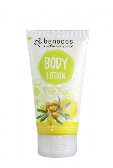 Benecos Body Lotion Sea Buckthorn & Orange Mini - 30 ml