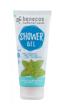 Benecos Shower Gel Lemon Balm Mini - 30 ml