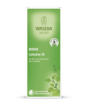 Weleda Birch Cellulite Oil - 100 ml
