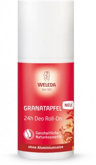 Weleda Pomegranate 24h Deo Roll-On - 50 ml