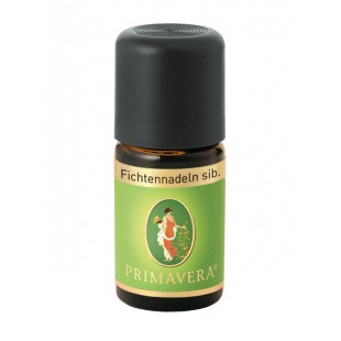 Primavera Pine Needle Organic Essential Oil (Russia) - 5 ml