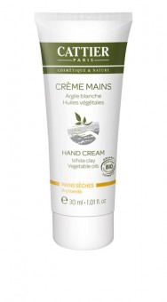 Cattier HAND CREAM Mini - 30 ml