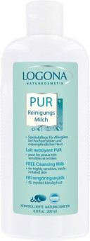 Logona Free Cleansing Milk (very sensitive skin) - 200 ml
