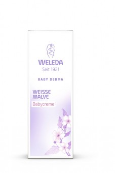 Weleda White Mallow Baby Cream - 50 ml